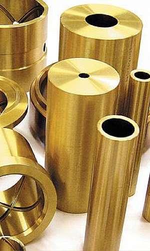 Bronze centrifugado