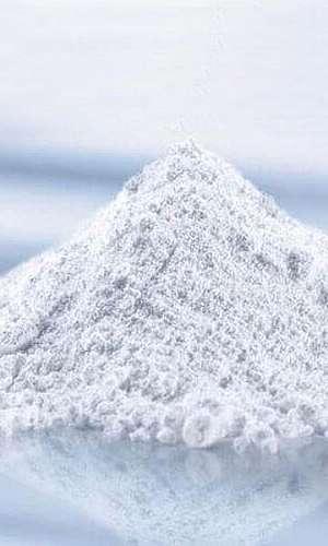 Carbonato de cálcio natural