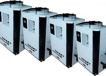 Centrífuga refrigerada industrial