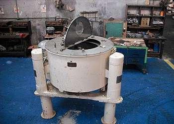 Centrífuga de cesto para laboratório