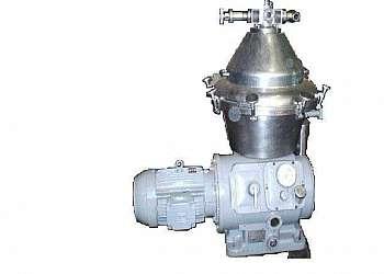 Centrífuga de óleo diesel