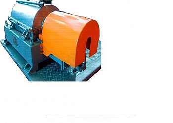 Centrífuga industrial para lodo