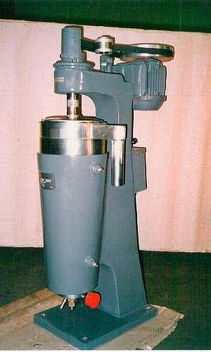 Centrífuga de Rotor Tubular