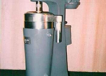 Centrífuga tubular industrial