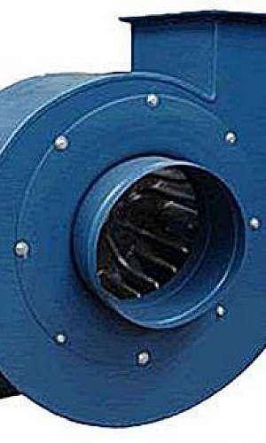 Exaustor centrifugo industrial