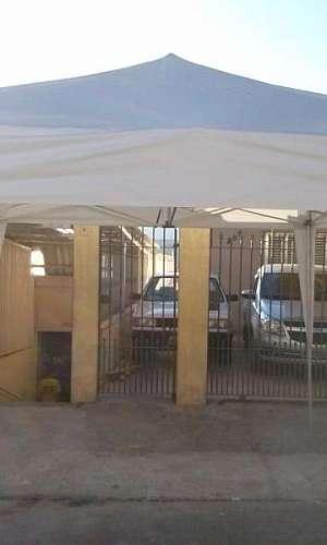 Manutenção de tendas