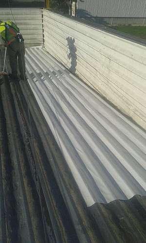 Manutenção do telhado