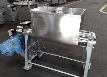 Manutenção de misturadores