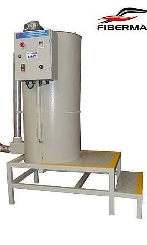 Misturador de resina epóxi