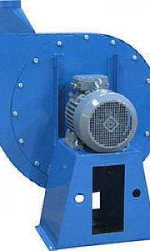 Ventilador centrífugo industrial